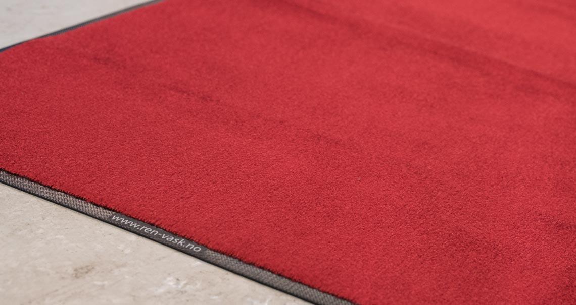 Utleie av rød løper - Ren Vask AS